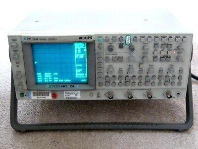 Philip Pm 3384 Oscillator Oscilloscope