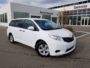 2017 Toyota Sienna 5DR 7-PASS FWD Backup Cam, Tri-Zone Climate C