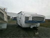 2009 R-VISION TRAIL SPORT HYBRID 233 TS, 3 TIPOUTS, $10995!