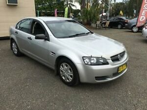 2008 Holden Commodore VE Omega Silver 4 Speed Automatic Sedan Penrith Penrith Area Preview