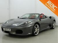 2006 FERRARI F430 SPIDER MANUAL CONVERTIBLE PETROL