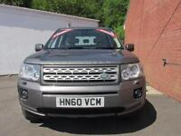 2010 60 LAND ROVER FREELANDER 2.2 SD4 XS **AUTOMATIC** DIESEL