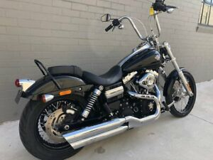 2014 Harley-Davidson DYNA WIDE GLIDE 1690 (FXDWG) Road Bike 1691cc Tempe Marrickville Area Preview
