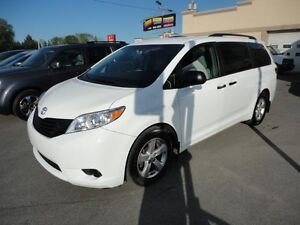 Toyota Sienna 2015 7Pass-EcranTac-Camera-BT-Cruise a vendre
