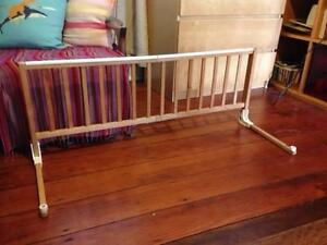 Wooden Safety Guard for Edge of Child's bed, 'Gerry' Waterloo Inner Sydney Preview
