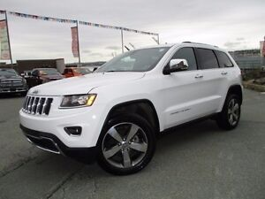 2015 Jeep GRAND CHEROKEE Limited (4X4, NAVIGATION, REVERSE CAM,