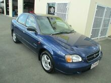 2000 Suzuki Baleno GLX Blue 4 Speed Automatic Sedan Coopers Plains Brisbane South West Preview