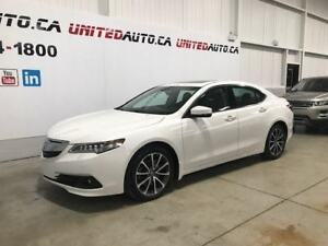 2015 Acura TLX Elite NAVI CAMERA AWD