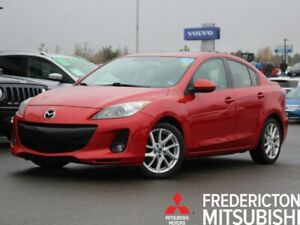 2013 Mazda Mazda3 GT HEATED LEATHER | NAV | SUNROOF