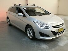 2013 Hyundai i40 VF 2 Active Silver 6 Speed Automatic Wagon Gateshead Lake Macquarie Area Preview