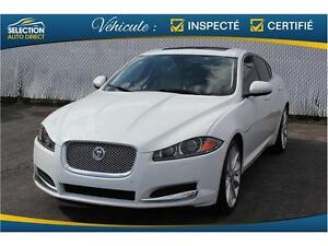 2013 Jaguar XF V6 SUPERCHARGED AWD