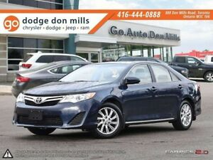 2014 Toyota Camry LE - upgraded rim - power moonroof - back up c