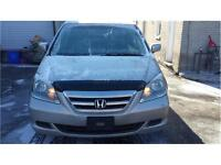 2005 HONDAY ODYSSEY LEATHER DVD 8 SEATER EXECELLENT COND SAFETY Oshawa / Durham Region Toronto (GTA) Preview
