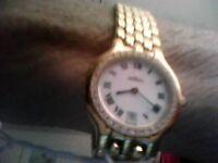 gold bracelet watch 18kt movado museum
