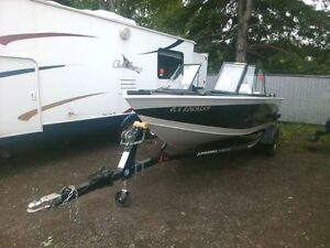 2014 legend boat 18 foot with 90 horse mercury