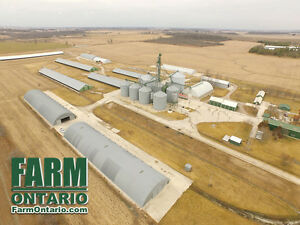 Rare Opportunity! 100 Acres. Significant Elevator Operation.