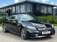2021 Mercedes-Benz C Class C220D Amg Line Edition 2Dr 9G-Tronic Auto Cabriolet D
