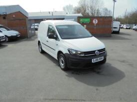Volkswagen Caddy 2.0 Tdi Bluemotion Tech 75Ps Startline Van DIESEL MANUAL (2016)