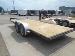 PJ CAR HAULER - 18' LONG QUALITY MADE TRAILER- YOUR LOWEST PRICE London Ontario image 7