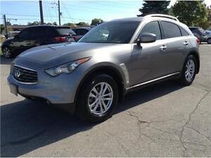 2010 Infiniti FX35|AWD|NAV|CAM|DVD|SUNROOF|LEATHER|NO ACCIDENT