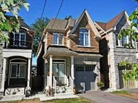 BASEMENT APARTMENT FOR RENT IN A TORONTO NEIGHBOURHOOD