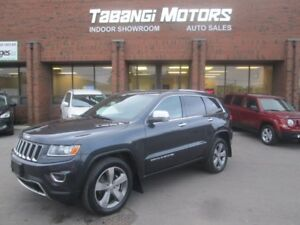 2014 Jeep Grand Cherokee LIMITED | NO ACCIDENT | NAVIGATION | LE