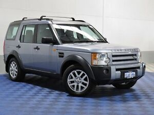 2008 Land Rover Discovery 3 MY08 SE Blue 6 Speed Automatic Wagon Morley Bayswater Area Preview