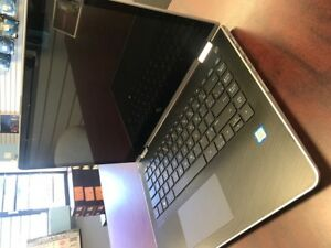 "HP X360 14"" TOUCH CONVERTTIBLE"