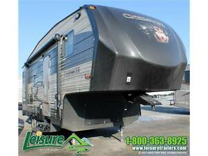 2016 Forest River Cherokee 235B Fifth Wheel