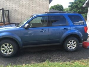 2009 Mazda Tribute GT 3.0 AWD