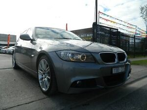 2010 BMW 320D E90 MY11 Lifestyle Steptronic Grey 6 Speed Automatic Sedan Williamstown North Hobsons Bay Area Preview