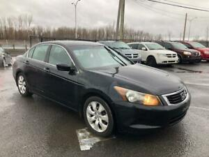 Honda Accord EX-L 2008**CUIR / TOIT OUVRANT / 4 CYLINDRES**