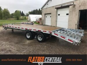 IN STOCK NOW! K TRAIL GALVANIZED PINTLE 20 + 5 TANDEM DUALLY