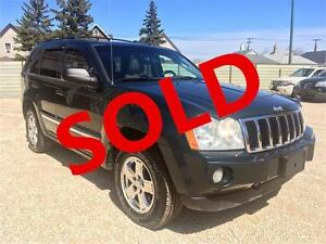 SOLD!!!2005 Jeep Grand Cherokee Limited