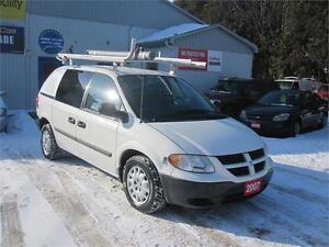 2007 Dodge Caravan C/V|ONE OWNER|NO ACCIDENTS| MUST SEE|130KM
