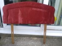 Single bed headboard - New - can deliver locally