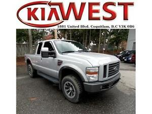 2008 Ford F-350 -Super Cab Xl with a V8 Power Stroke