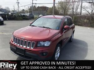 2014 Jeep Compass North STARTING AT $125 BI-WEEKLY