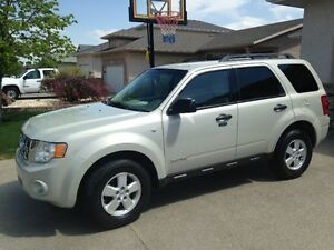 2008 Ford Escape XLT SUV 4WD