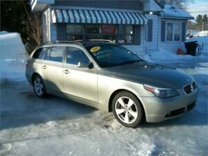 bmw 530 xdrive 2007 impeccable et rare