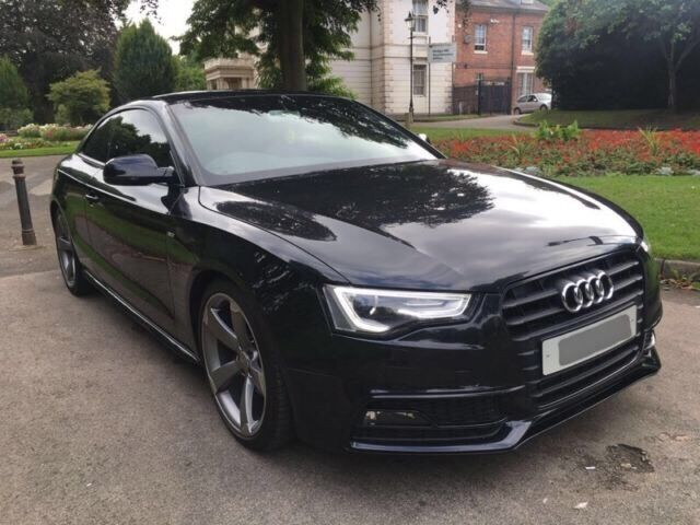 2011 audi a5 2 7 tdi sport coupe auto full 2014 black edition replica in stechford west. Black Bedroom Furniture Sets. Home Design Ideas