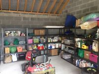 10 Bays Heavy Duty Garage/ Shed / Office / Storeroom Rivet Shelving 1830x1220x600 (Free Delivery)