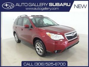 2016 Subaru Forester Limited w/Tech