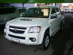 2008 Holden Colorado RC MY09 LT-R (4x4) White 4 Speed Automatic Crewcab Heatherbrae Port Stephens Area Preview