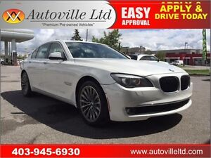 2010 BMW 7 Series 750i xDrive  NAVI BCAM