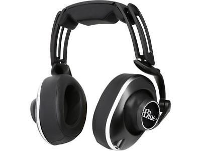 Blue Lola Sealed Over-Ear High Fidelity Heaphone - Black