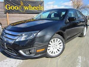 2010 Ford Fusion Hybrid-Blue Tooth