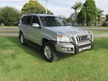 2008 Toyota Prado Wagon Wauchope Port Macquarie City Preview