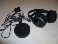 SONY Wireless Headphone System.