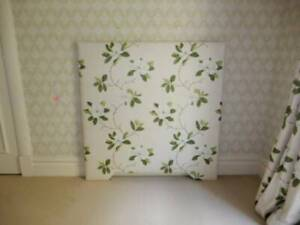 BED HEAD , Floral, Gardenia Pattern, 1485mm wide, 2d